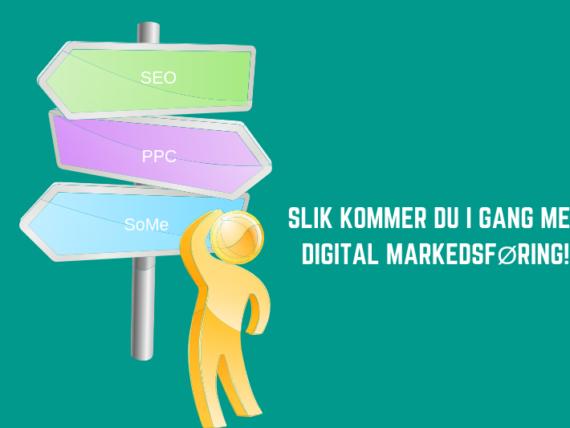 Karriere i markedsføring - slik kommer du i gang med digital markedsføring